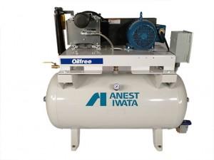 ANEST IWATA SLT-5-air-compressor-for-sale
